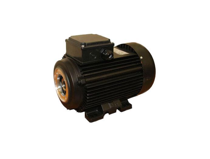 Электродвигатель 5,5 кВт, 3 фазы (полый вал) 1450 об/мин+Termic HAWK Electrics Motors Europe