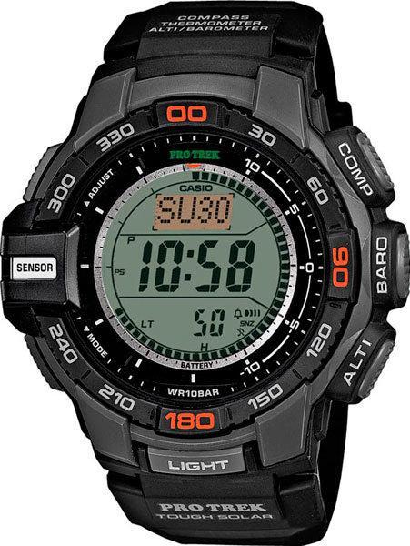 Японские наручные часы Casio Pro Trek PRG-270-1E