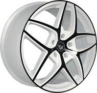 Колесный диск YST X-19 9.5x20/5x130 D71.6 ET52 Черный - фото 1