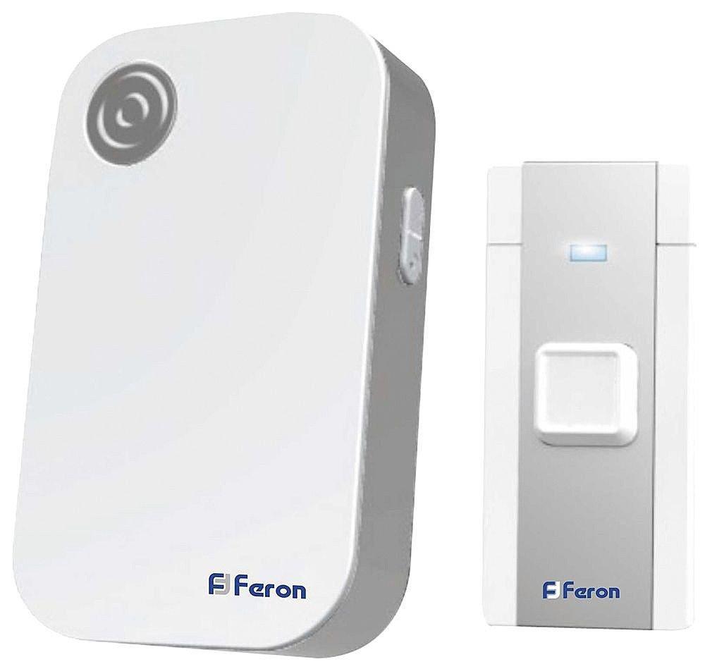 Дверной звонок Feron E-372 23685