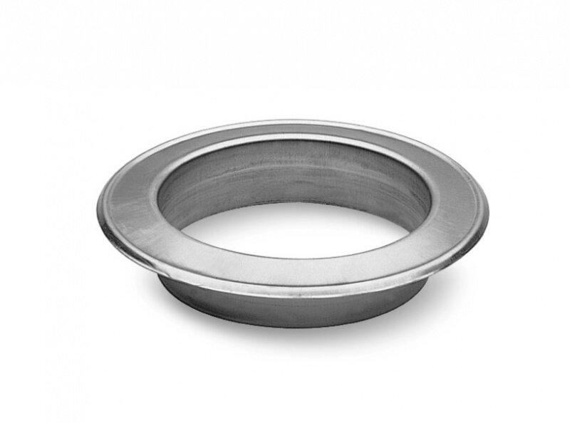 Декоративная наружная накладка Baxi диам. 80 (пластик)1(арт. KHG71401841)
