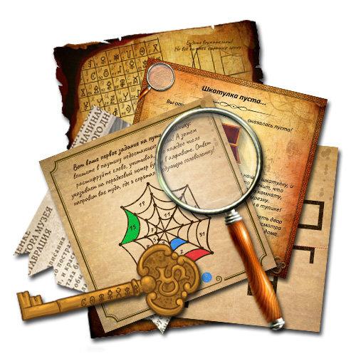 Сценарий домашнего Детективного квеста