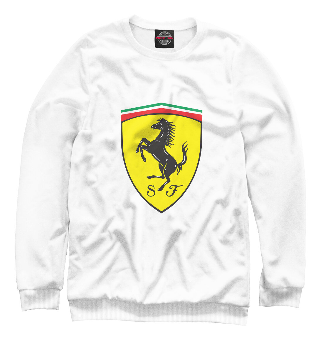 Свитшот Ferrari