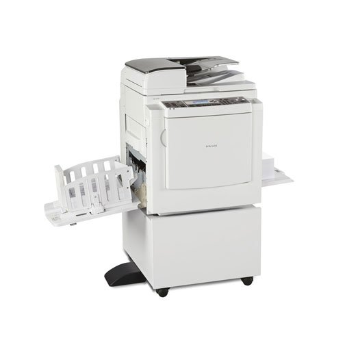 Цифровой дупликатор RICOH Priport DD 3344 (300x400dpi), B4, 130 стр/мин, сканирование A3, без инструкции, мастер-пленки, чернил, крышки