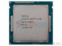 Процессор Intel Core i7-4790 3600(4000)Mhz (5000/L3-8Mb) Quad Core 84Wt Socket LGA1150 Haswell(i7-4790) Intel i7-4790