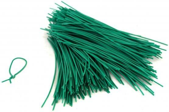 Проволока для подвязки растений 10см 500шт/уп LAR9706