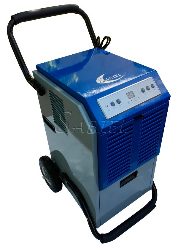 Осушитель конденсационный мобильный промышленный SABIEL DB50