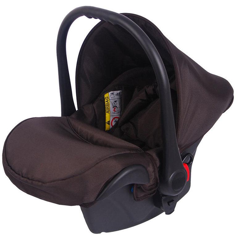 Детское автокресло Lonex Basic (Лонекс) (Brown)