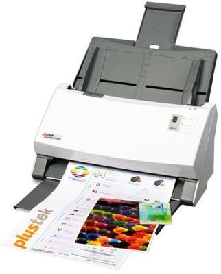 Сканер Сканер Plustek SmartOffice PS456U протяжный А4 600x600 dpi CCD 80ppm USB 0241TS