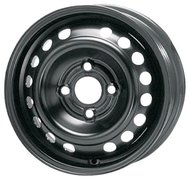 Диск MAGNETTO WHEELS 14003 AM 5.5x14/4x98 D58.5 ET35 Black - фото 1