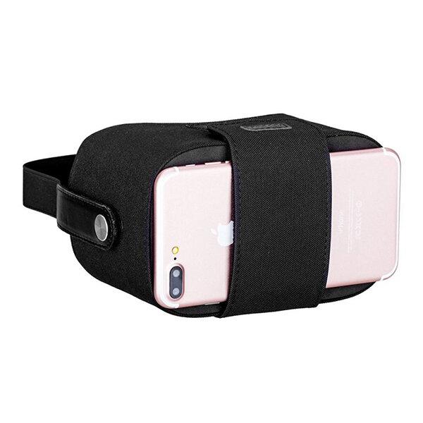 """Очки виртуальной реальности Momax Stylish VR Box Black для смартфонов 4.7-5.7"""" черные"""