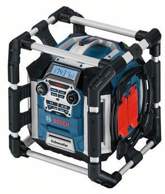 Радио BOSCH Professional GML 50 с встроенным З/У