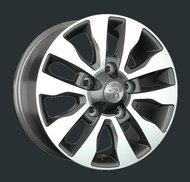 Диски Replay Replica Lexus LX48 8x18 5x150 ET56 ЦО110.1 цвет GMF - фото 1