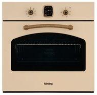 Духовые шкафы электрические KORTING OKB 481 CRB - фото 1