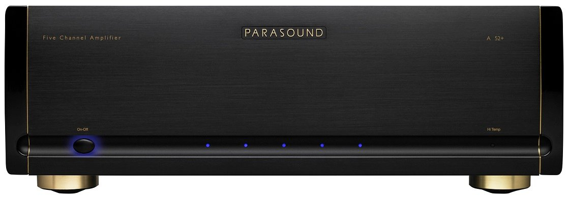 5-ти канальный усилитель мощности Parasound A52+