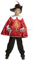 Карнавальный костюм для детей Батик Мушкетер детский, 28 (110 см)