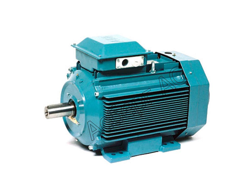 Электродвигатели асинхронные M2AA Двигатель асинхронный M2AA 71 B IE2, 0.37 кВт, 1500об/мин, IMB5 ABB
