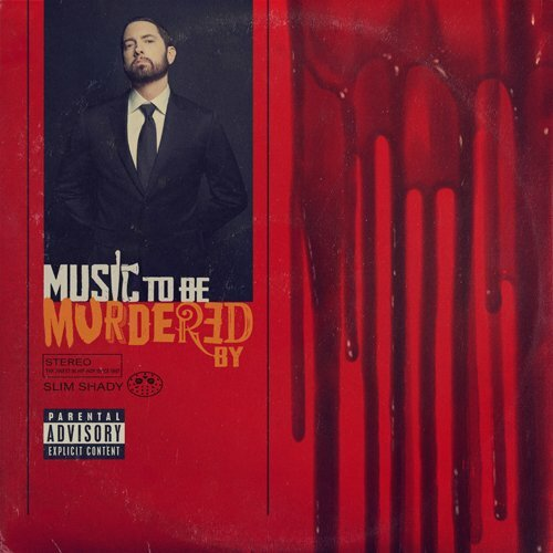 "Eminem ""Music To Be Murdered By,"""