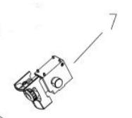 выключатель SR1590E WORTEX JIF-DU06-20-07