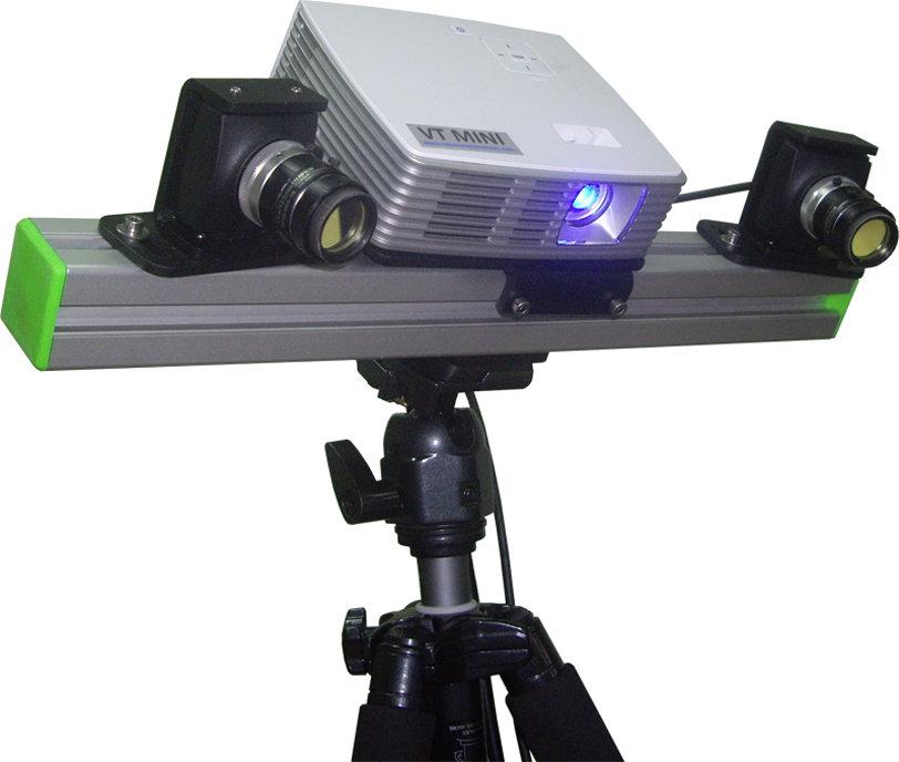 3D принтеры для коммерческого применения цена 3DMALL 3D сканер VolumeTechnologies MINI