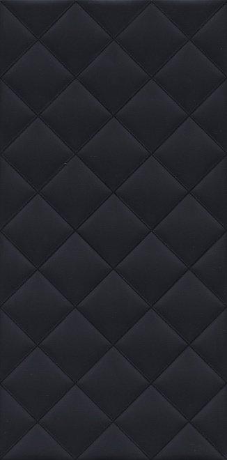 Керамика Kerama Marazzi 11136R плитка настенная Тропикаль черный структура 30x60