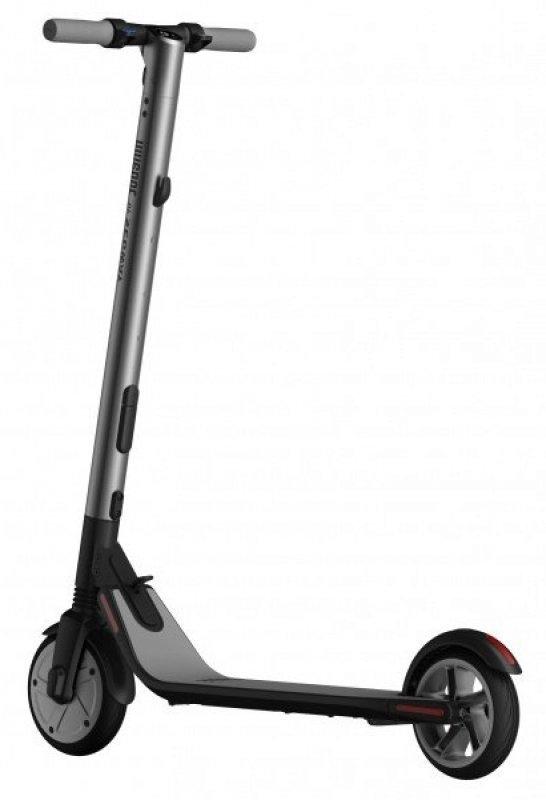 Электросамокат Ninebot KickScooter ES2 Серебристый