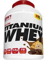 Протеины SAN 100% Pure Titanium Whey печенье-крем 2270 гр.