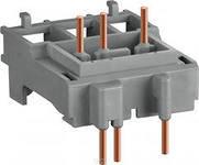Аксессуары для контакторов BEA16-4 Адаптер для подключения контакторов AF09...AF16 с автоматами MS116, MS132 до 16А ABB