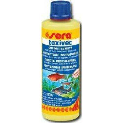 Кондиционер для аквариумной воды SERA Токсивек 250мл