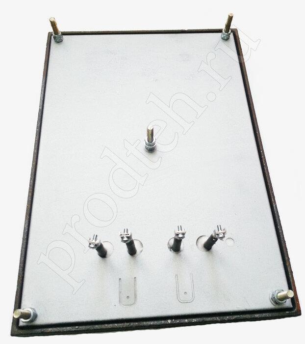 Конфорка КЭТ-0,12 для электроплит Abat ЭП-4ЖШ/ЭП-6ЖШ