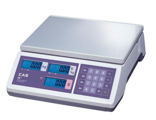 Весы CAS ER-JR 15