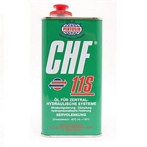 Жидкость гидроусилителя Pentosin CHF 11S Жидкость ГУР зеленая 1л