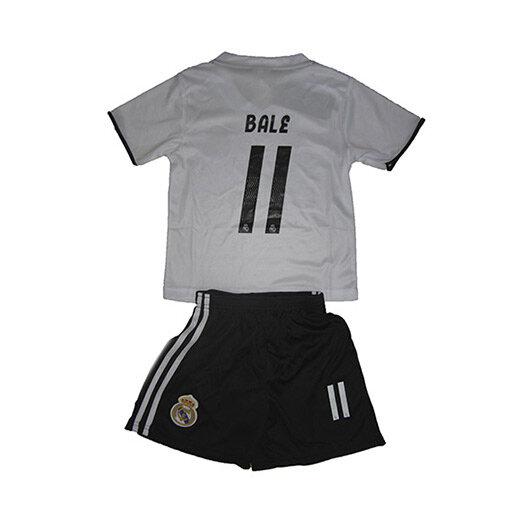 Форма FC Real Bale 18/19 домашняя детская