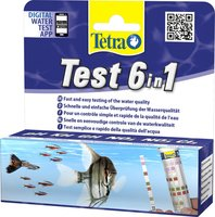 Тест TETRA Stripes 6 in 1