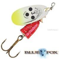 Блесна вертушка Blue Fox Vibrax Bullet Flake N2 4 гр / цвет: SCRF