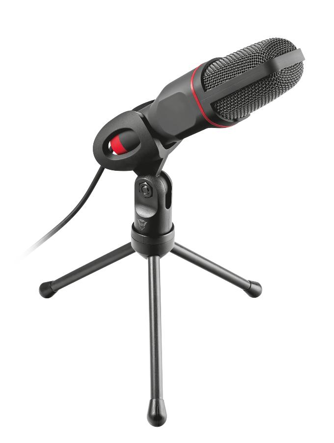 Стрим микрофон Trust GXT 212 Mico USB (22191)
