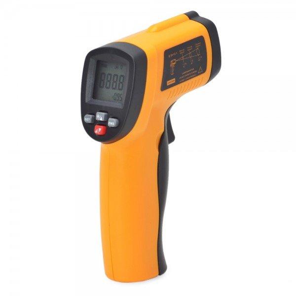 Цифровой лазерный термометр пирометр GM550