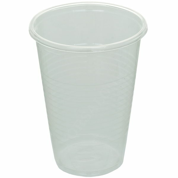 Пластиковые стаканчики. 100 шт