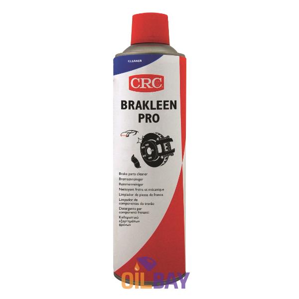Очиститель тормозов CRC BRAKLEEN 0,5л