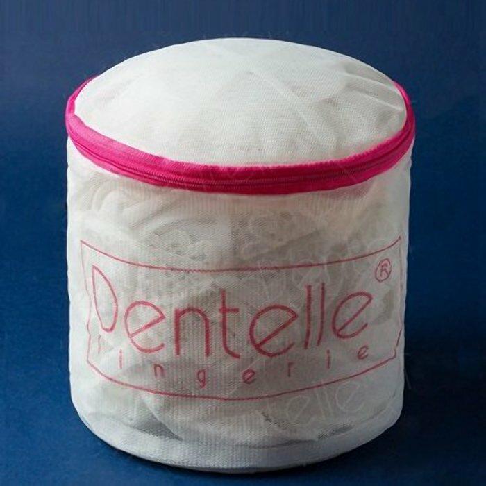 Мешок для стирки 2 тонкий dentelle белый
