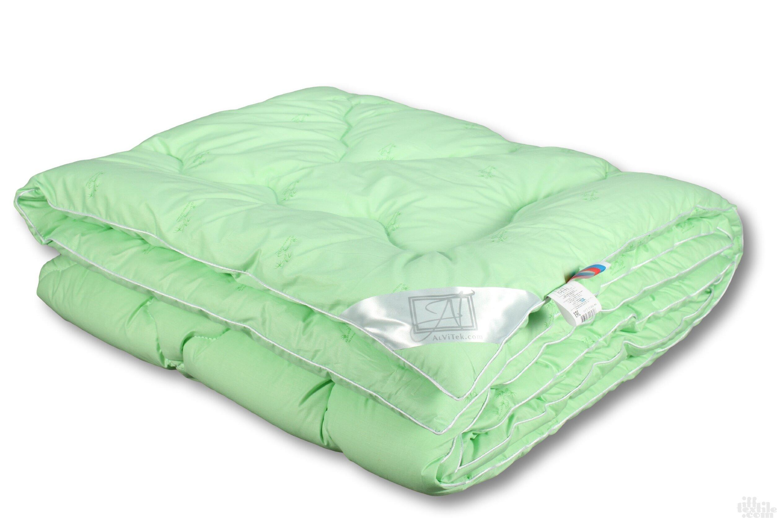 Одеяло Бамбук теплое 140х205