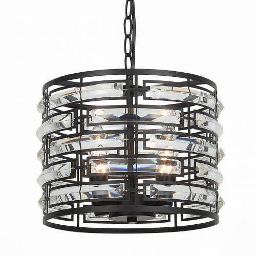 Лютра Darkness Chandelier 30 От Lalume
