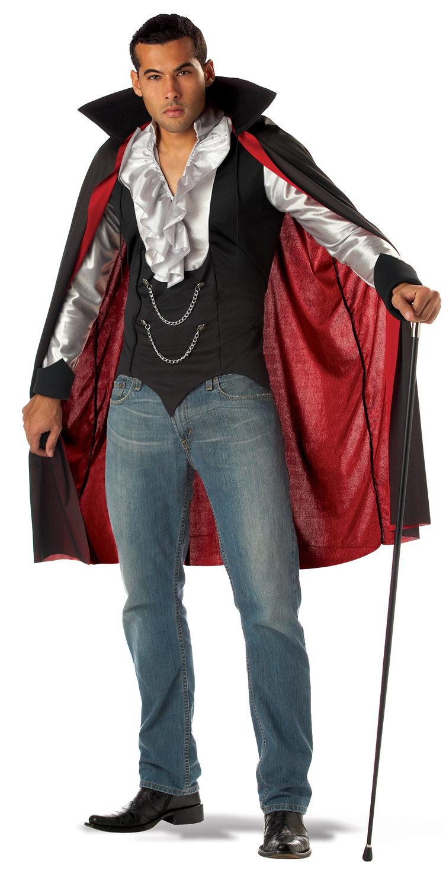 Карнавальный костюм California Costumes Вампир взрослый, L (48-50)