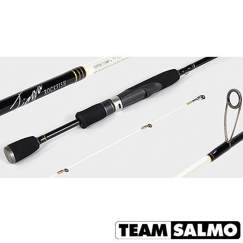 Спиннинг Team Salmo TIOGA ROCKFISH 8 7.12