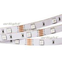 Arlight Светодиодная Лента RT 2-5000 12V RGB (5060, 150 LED, LUX) SL010596, 5м