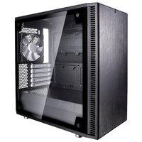 Компьютерный корпус Fractal Design Define Mini C TG Black