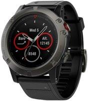 Часы Garmin Fenix 5X Sapphire black (черный) - фото 1