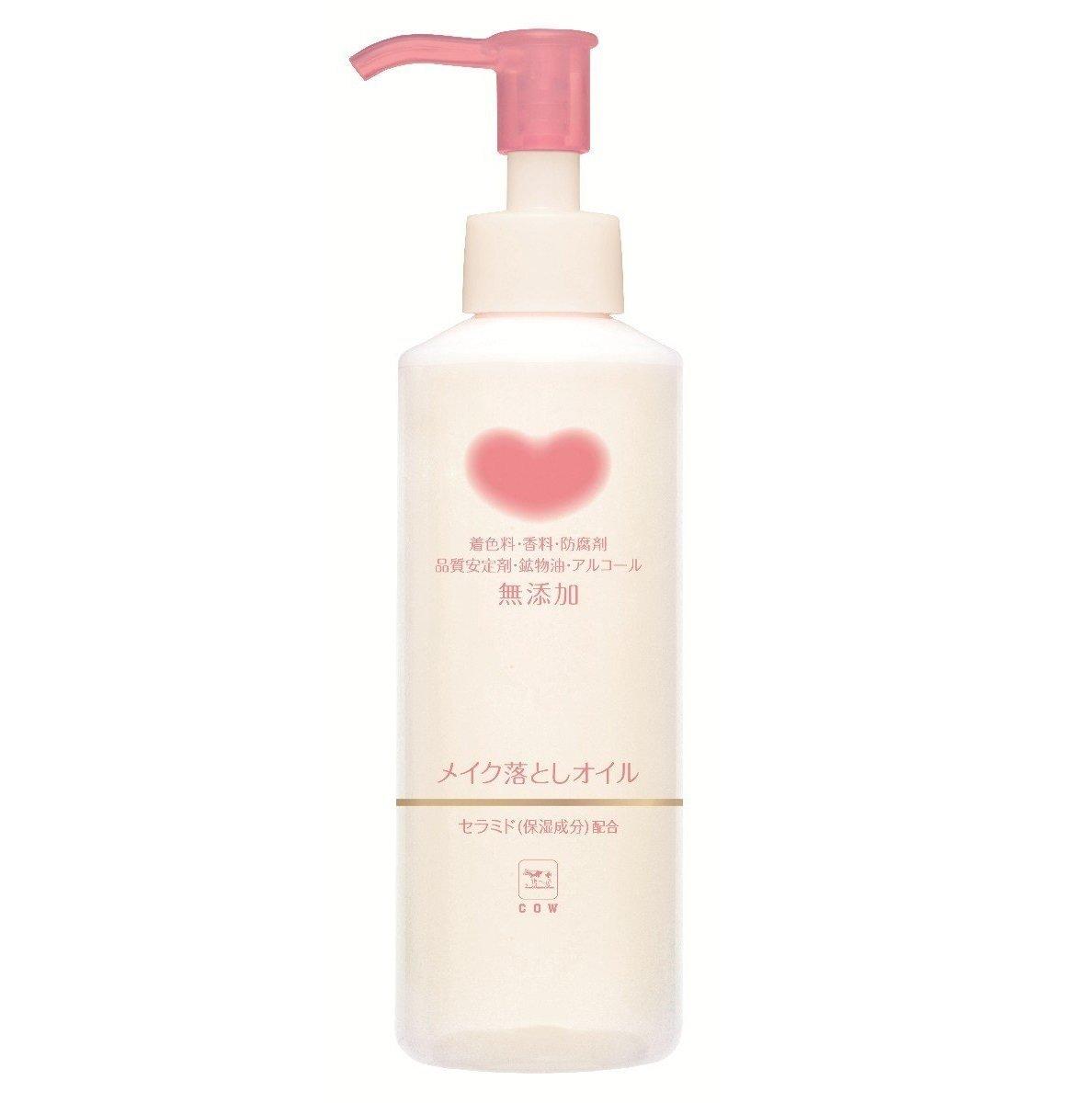 Средство для снятия макияжа COW «Mutenka» увлажняющее пенящееся на масляной  основе с натуральными ингредиентами 7e0843e75f1