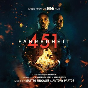 Music from HBO film / ZINGALES, MATTEO / PARTOS, ANTONY