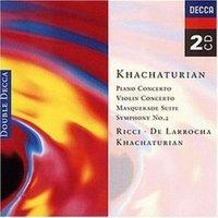 "Khachaturian, Aram ""Khachaturian: Piano Concerto/Violin Concerto, etc."""